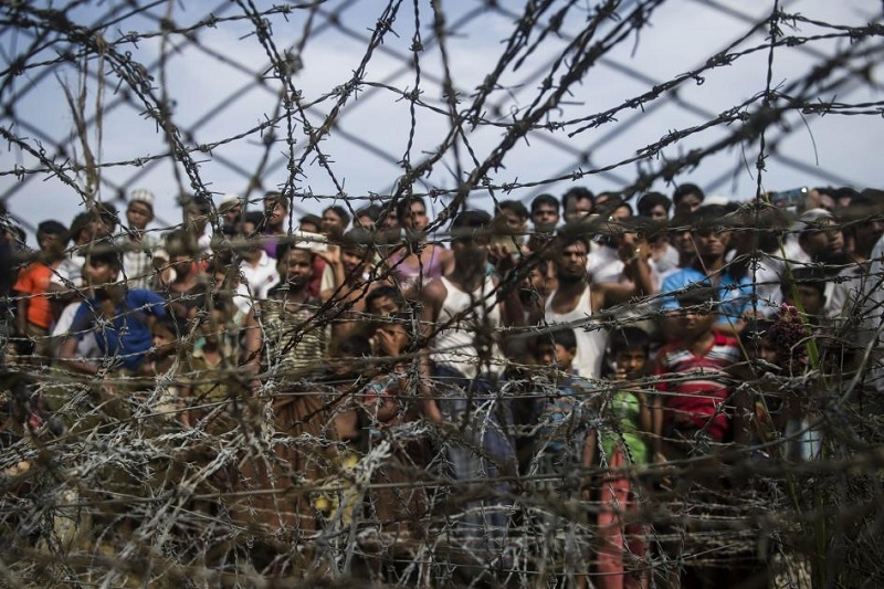 Myanmar's 'Genocidal Acts' Demand UN Action
