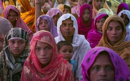 Hear Me Too: a drama to tackle violence against Rohingya women in Cox's Bazar