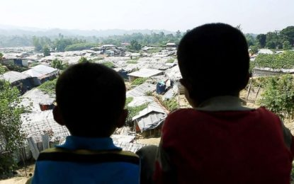 Rohingya refugees say they would choose death over repatriation to Myanmar