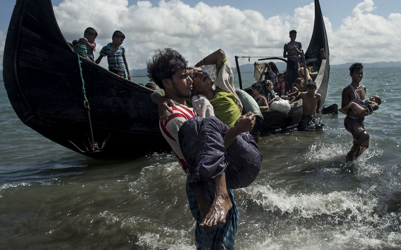 Rohingya refugee attempts suicide as repatriation fears rise