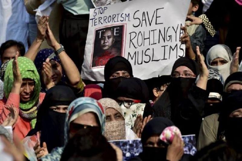 Myanmar Denies Border Shooting Ahead Of Rohingya Repatriation