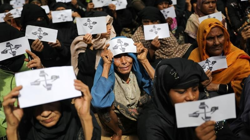Rohingya in Bangladesh will not be forced back to Myanmar