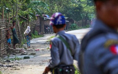 Myanmar Forces Begin New 'Clearance Operations' in Northern Rakhine Following Killings