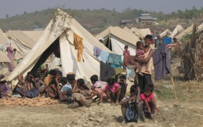 A Lost Generation of Rohingya Grows up Without Education