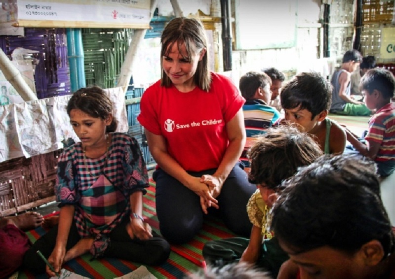 Hampstead aid worker on spending Christmas helping Rohingya refugees in Bangladesh