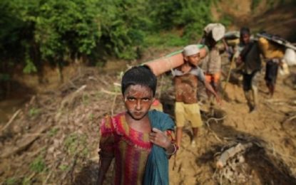 What awaits any Rohingya refugees who return to Myanmar?