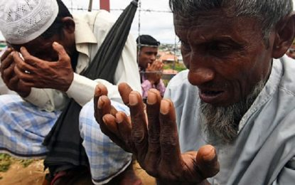 US Holocaust Museum Calls Atrocities Against Myanmar's Rohingya 'Genocide'
