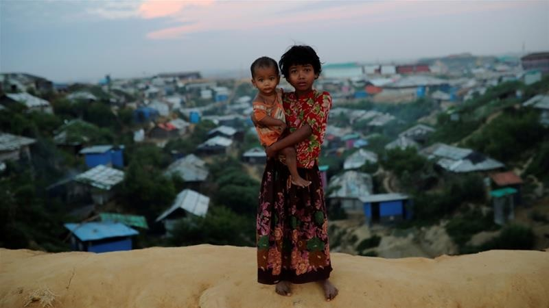 Rohingya facing 'lost generation' of children out of school