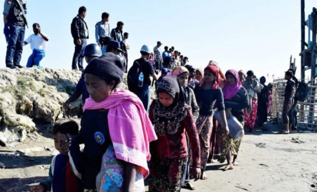 It's genocide, say US lawmakers of Rohingya purge