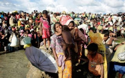 Assam government orders crackdown on Rohingya Muslims