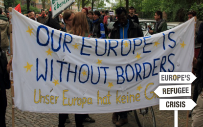 How the Global Refugee Crisis Has Transformed Europe