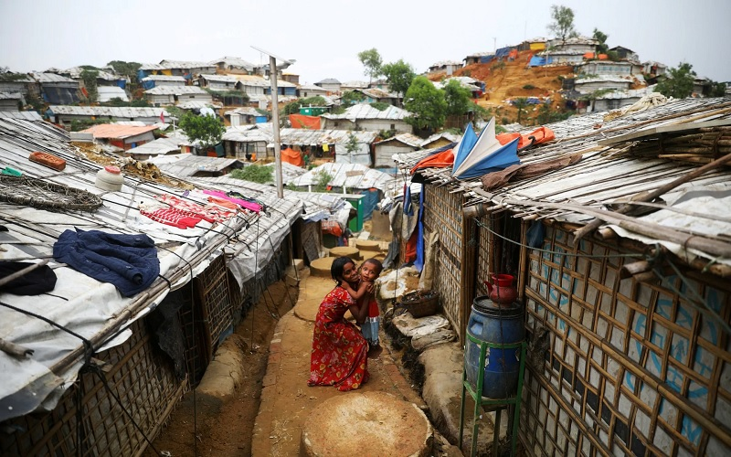 Human rights groups slam draft UN plans to send Rohingya to barren island