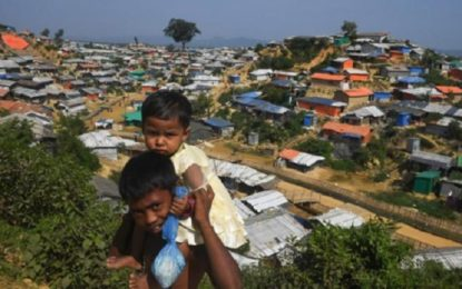 No money offered to Rohingya refugees in Bangladesh