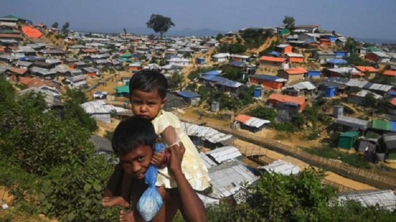 No money offered to Rohingya refugees in Bangladesh