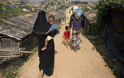 'Do not forget the Rohingya': UN urges support for refugees
