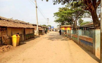 Refugee camps in Bangladesh put under 'complete lockdown'