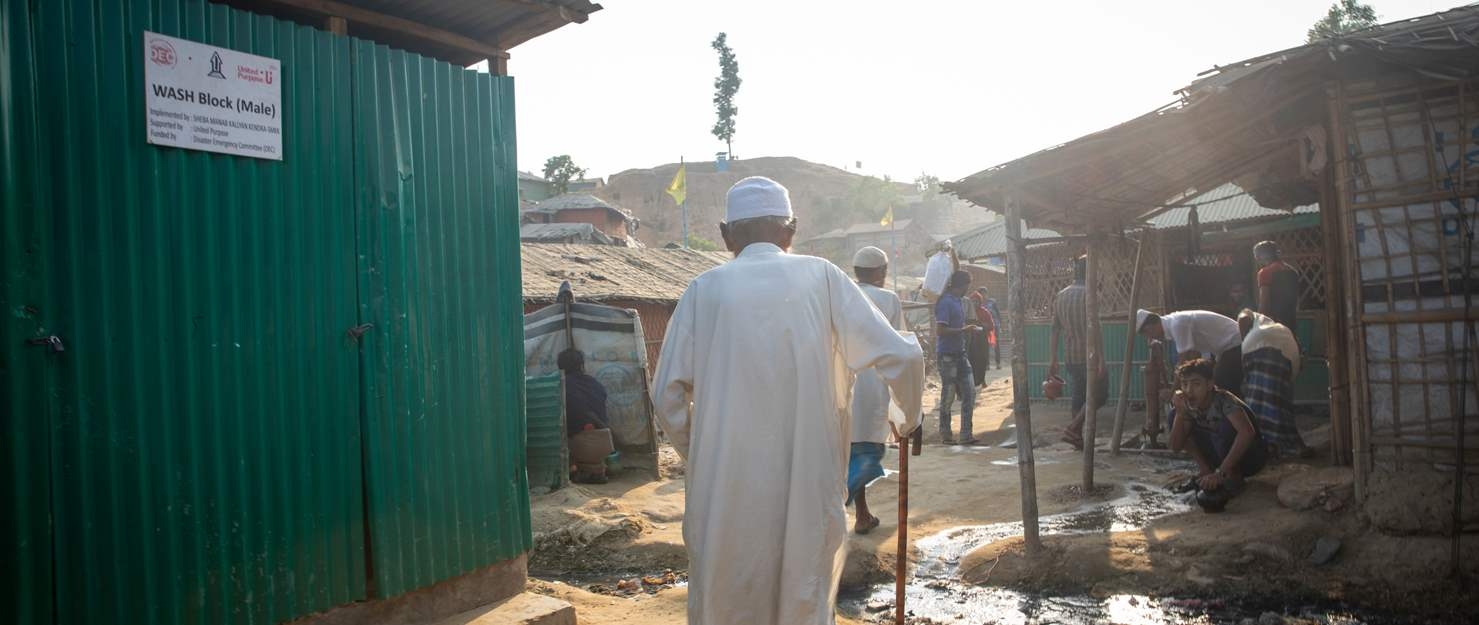 Bangladesh: COVID-19 response flaws put older Rohingya refugees in imminent danger