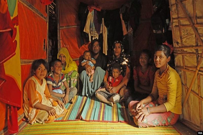 Coronavirus Concern Grows For Rohingya Refugees in Bangladesh