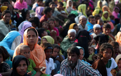 Rohingya camps in Bangladesh under complete virus lockdown