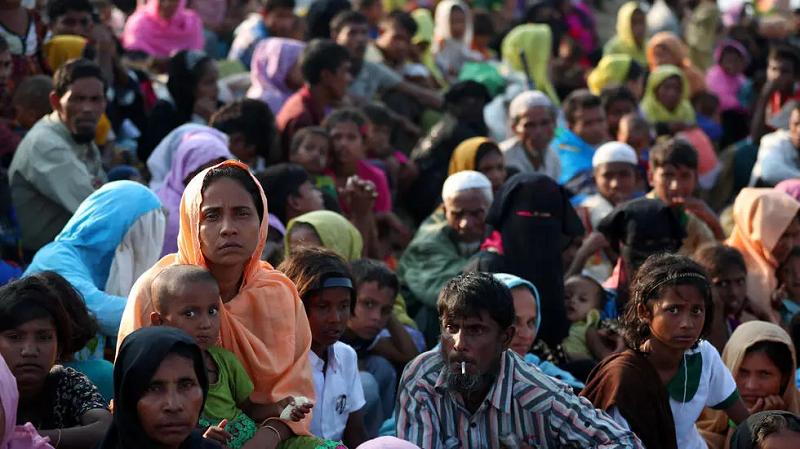 Rohingya camps in Bangladesh under complete virus lockdown