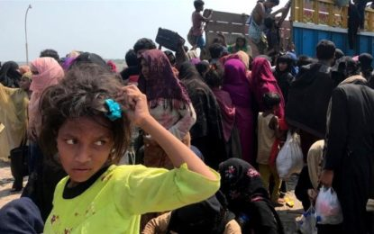 Do not push Rohingya out to sea amid coronavirus emergency: UNHCR
