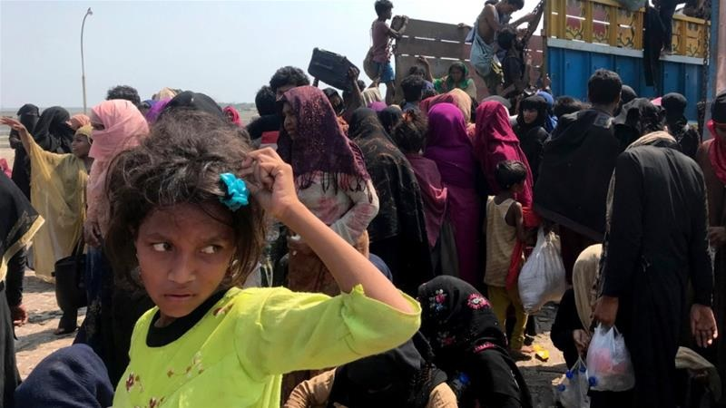 Do not push Rohingya out to sea amid coronavirus emergency: UNHCR