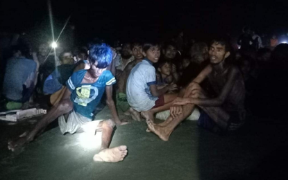 Mutiny on the high seas saved trafficked Rohingya