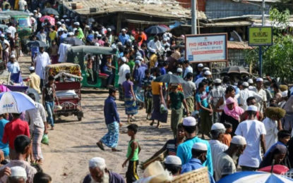 COVID-19: 15,000 Rohingya refugees under quarantine as cases hit 29