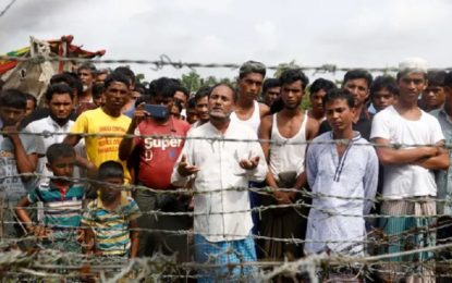 Fears Rohingya refugees face disaster after Covid-19 reaches Cox's Bazar