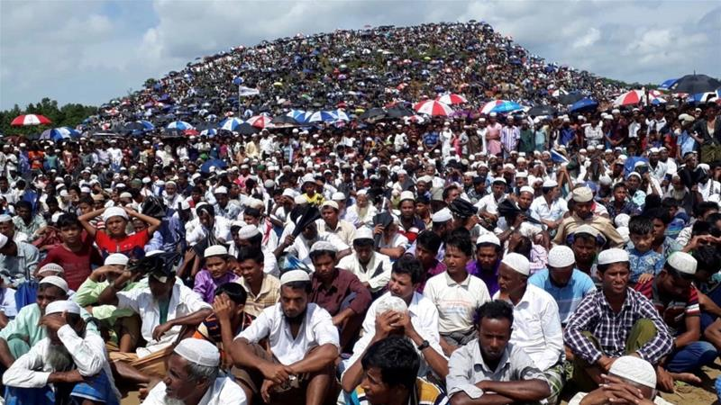 Lawyers seek Facebook posts of Myanmar leaders in Rohingya case