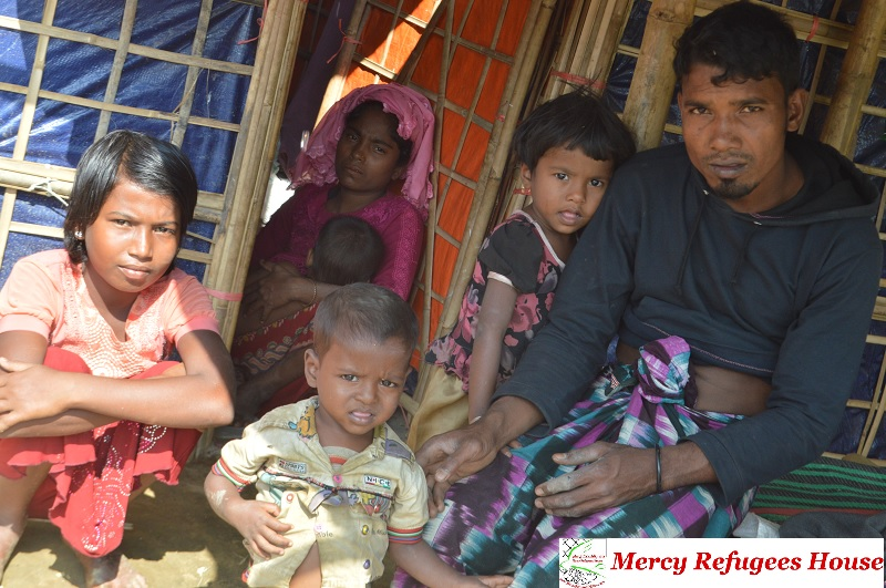 """""""Exactly Thirty One Percent of Rohingya Refugees are Unaware and Have no Information about Coronavirus""""- Press Release."""