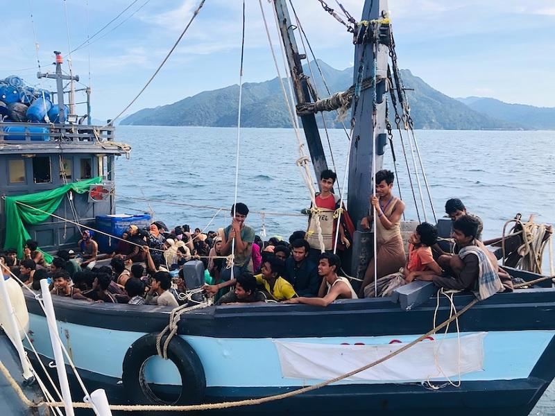 Malaysia/Thailand: Allow Rohingya Refugees Ashore