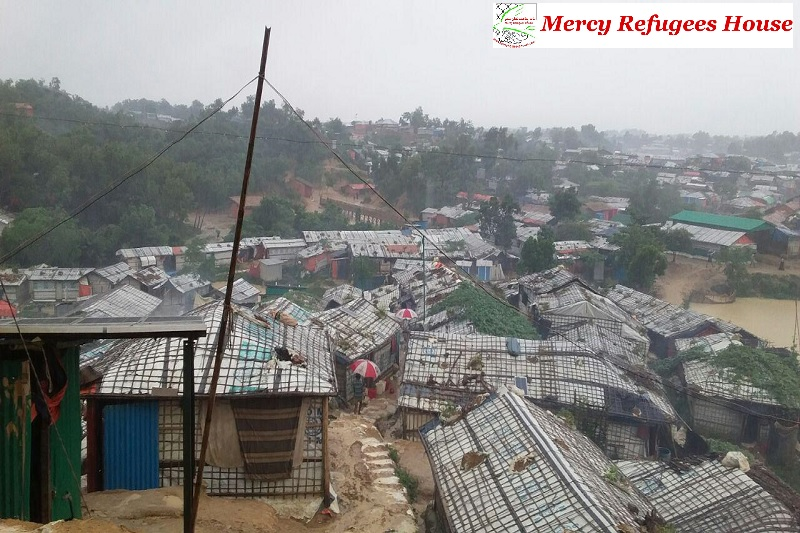 Current Rohingya Refugees Camp Situation at Coxbazar isn't at all Good- Reported Locals.
