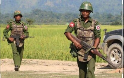 Rakhine Women's Gang Rape Case Against Myanmar Army