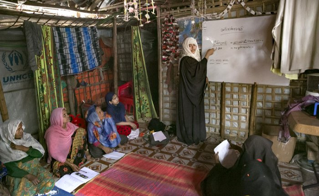Education programming for refugee women & girls: Findings from a needs assessment study