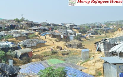Daily Life in the Rohingya Refugees Camps Seems Unpredictable, Frustrating and Over Crowded.
