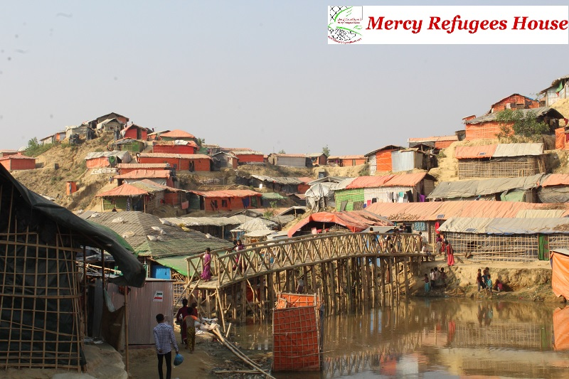The Situation Shows up that the Rohingya Refugees are not Going Back to Myanmar as Three Years will be Passing Tomorrow.  Can Bangladesh Handle this?
