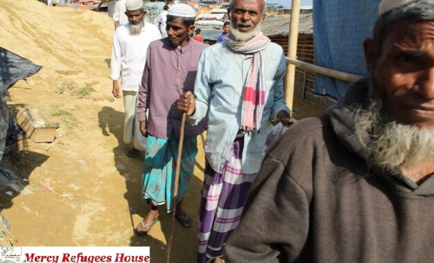 Rohingya Community Leaders Visited Vashan Char Island – Reports CIC