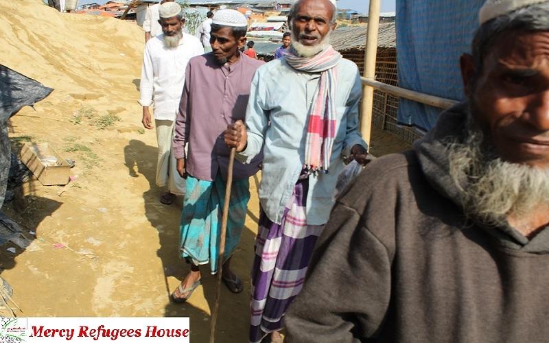 Rohingya Community Leaders Visited Vashan Char Island – Reports CIC