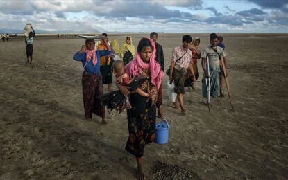 Bangladesh: World must step up to solve Rohingya issue
