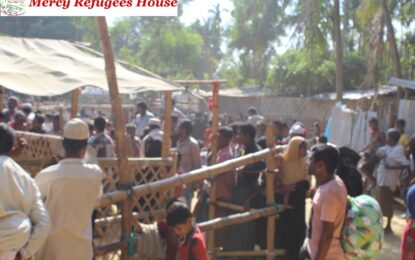 Rohingya Camp Security Gets Tough in A Few Camp Areas Although Law Enforcement Agencies Are Active- Reports Staff Journalist.