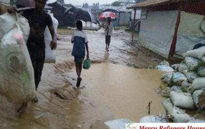 Winter Bringing Rain Continues at Coxbazar & There is Signal Number Three Since the Weather is Quite Bad.