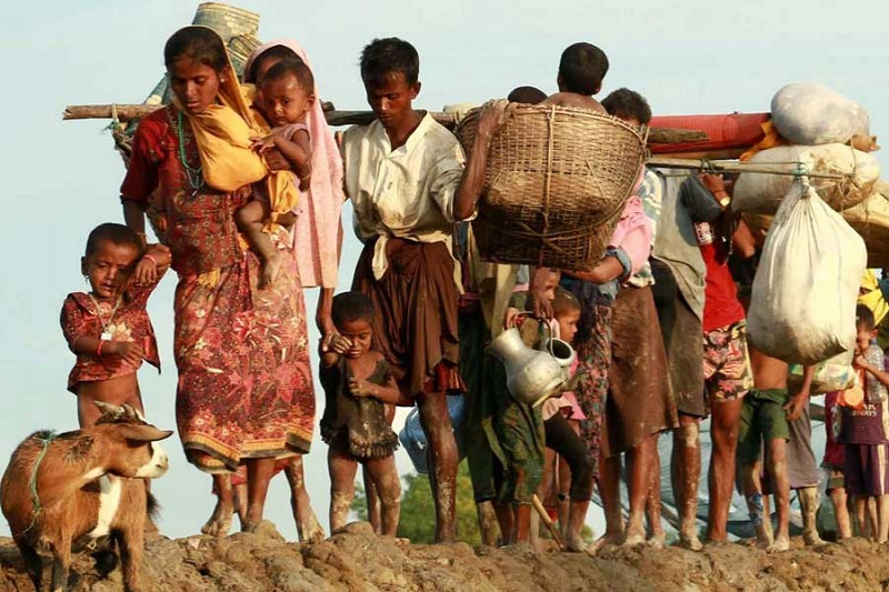 UNHCR stresses support, solutions for Rohingyas ahead of donor meet