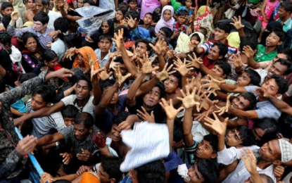 UNHCR welcomes EU's support for Rohingyas, host communities in Cox's Bazar