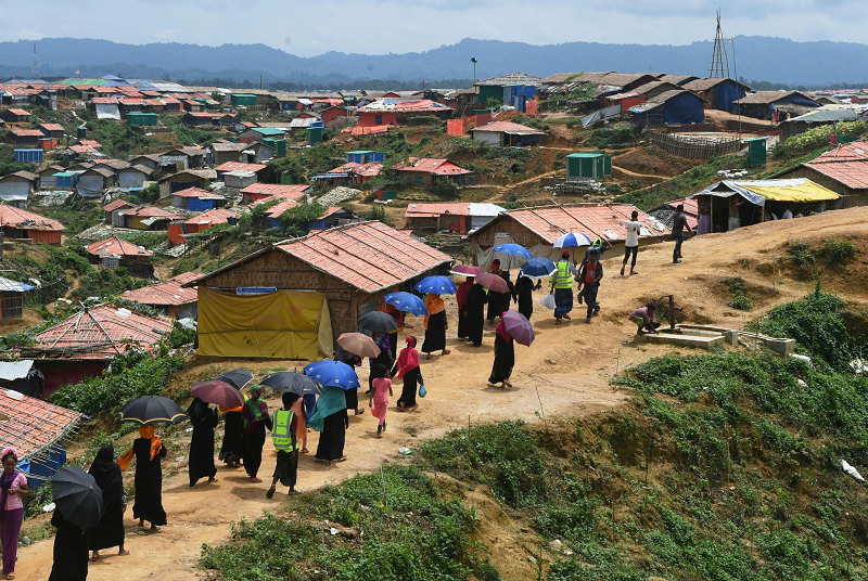 Sexual Violence,Trauma, and Neglect: Observations of Health Care Providers Treating Rohingya Survivors in Refugee Camps in Bangladesh