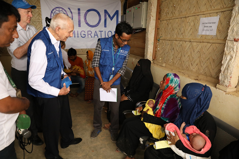 IOM Bangladesh Rohingya Crisis Response – Monthly Situation Report (September 2020)