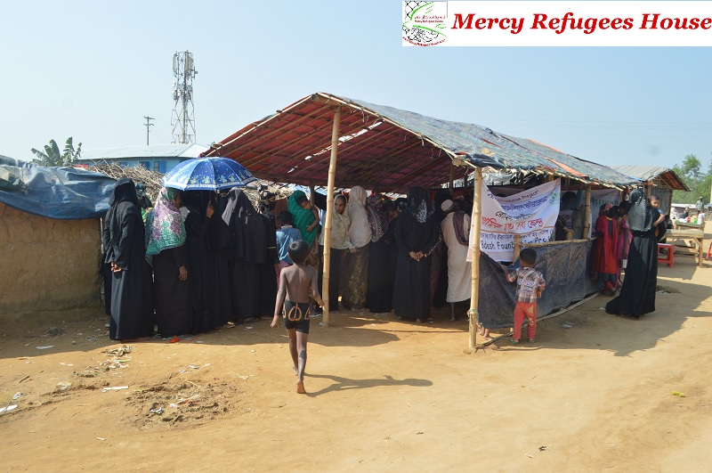 Rohingya Camp Security Has been Made Sharp by Implementing Rules Around for the National Safety: Says Staff Reporter.