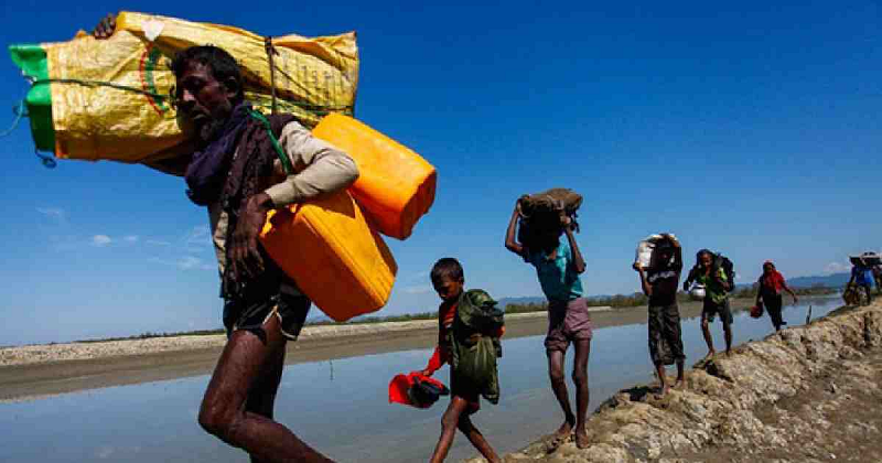 Rohingya repatriation talks after full formation of Myanmar govt: FM