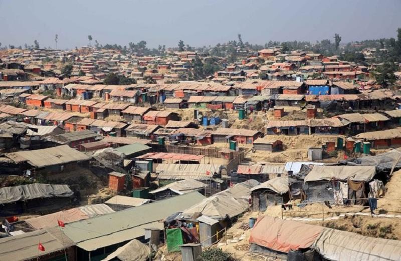 Int'l community pledges $600m for Rohingya refugees, host communities