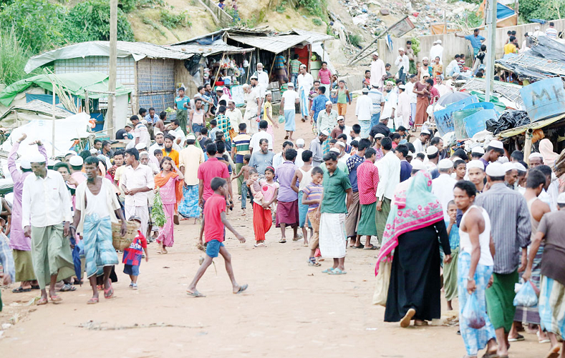 WHO: 336 Rohingyas infected with Covid-19 in refugee camps till October
